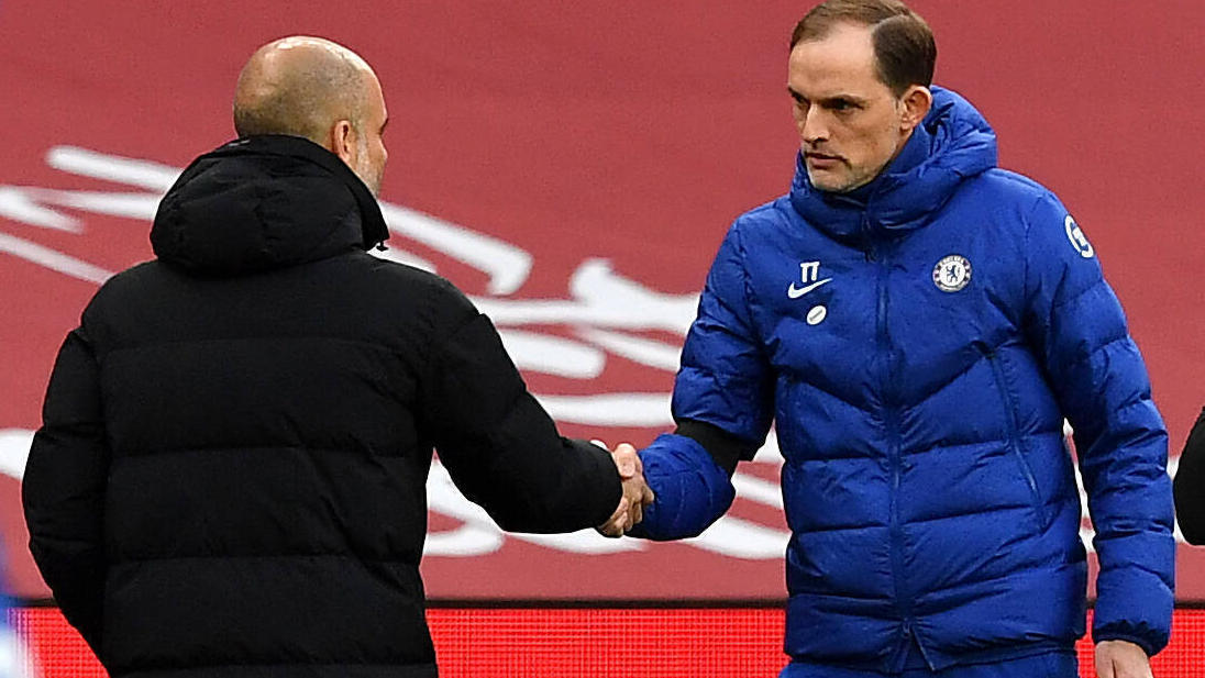 Thomas Tuchel trifft in der Premier League auf Pep Guardiola