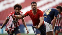 Atlético Madrid grüßt von der Spitze der Primera División