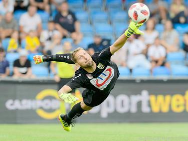 In der Bundesliga war Andreas Lukse zuletzt für Altach am Ball