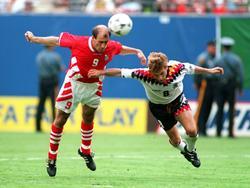 WM 1994: Letchkovs Tor besiegelt das Aus für Deutschland