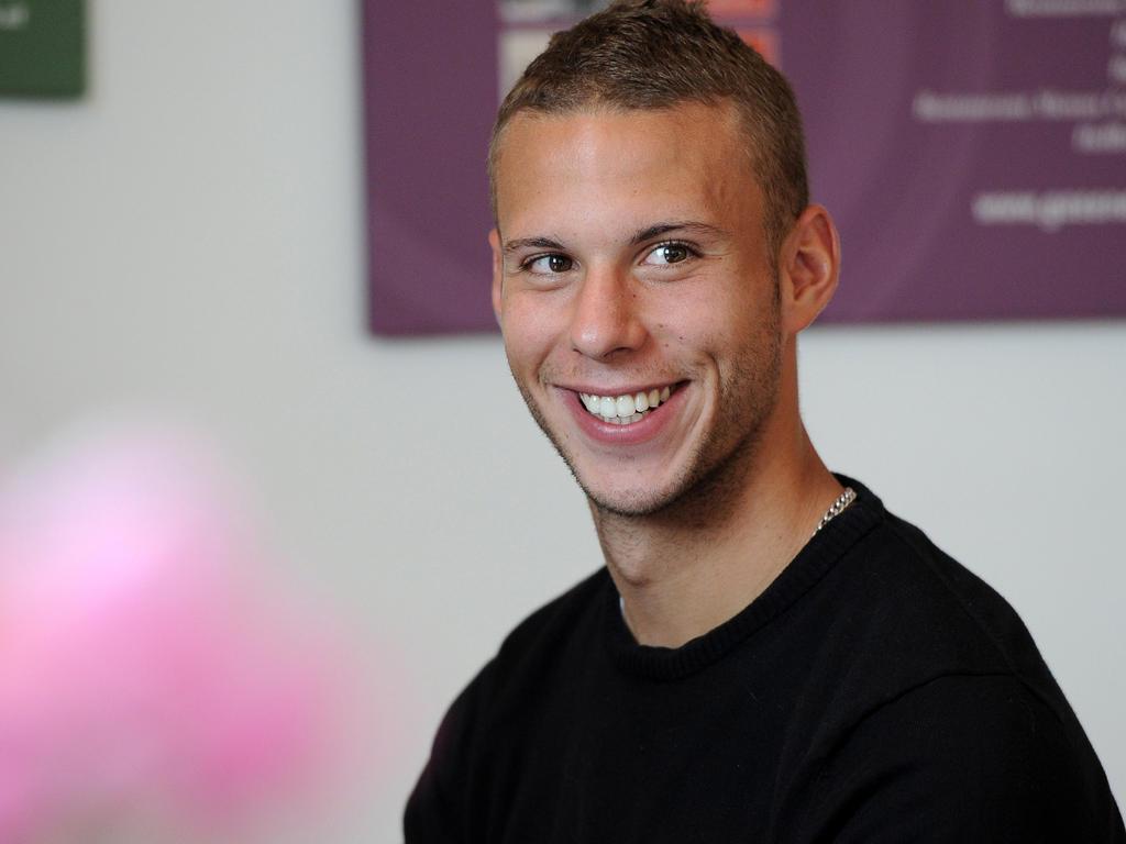 Grödigs Peter Tschernegg freut sich über seine erste Einberufung ins U21-Nationalteam