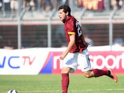 Mattia Destro, attaccante della Roma