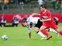 Nurettin Kayaoglu (r.) kehrt zum MSV Duisburg zurück