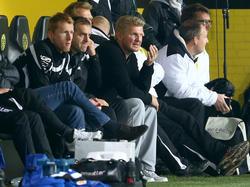 Stefan Effenberg hat gegen Borussia Dortmund seine erste Niederlage hinnehmen müssen