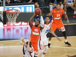 ratiopharm Ulm - Basketball Bundesliga