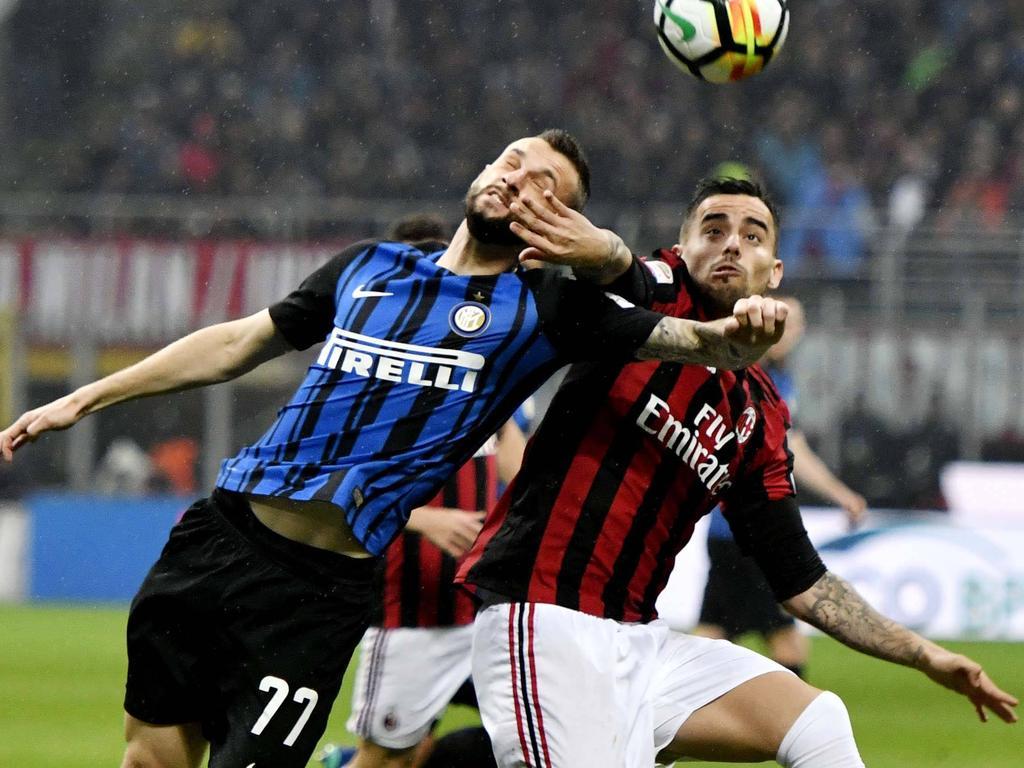 AC und Inter Mailand trennen sich torlos unentschieden