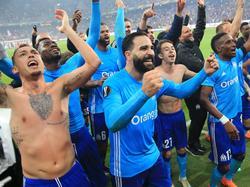 El Marsella se impuso al Salzburgo en semifinales. (Foto: Getty)