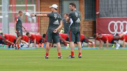 Niko Kovac wird so schnell keine weiteren Neuzugänge beim FC Bayern empfangen