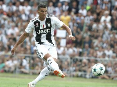 El primer gol de Cristiano con la Juve fue contra el filial de la 'Vecchia Signora'. (Foto: Getty)