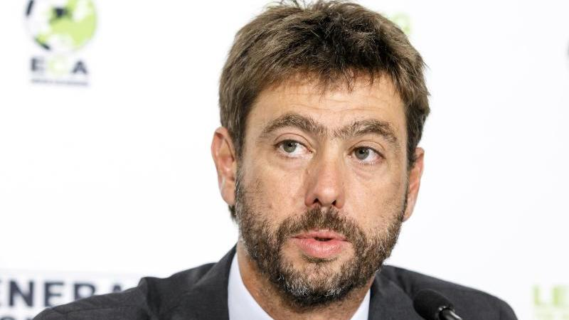 Andrea Agnelli ist Vorsitzender der europäischen Klubvereinigung