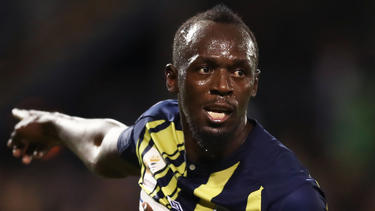 Usain Bolt winkt offenbar ein Profivertrag