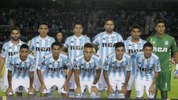 El Racing Club está siendo el mejor club de la Superliga. (Foto: Imago)