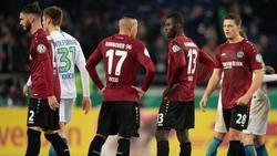 Bei Hannover 96 läuft es derzeit nicht rund