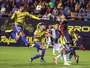 El Espanyol perdió en Cádiz en la ida de la cuarta ronda de la Copa del Rey. (Foto: Getty)