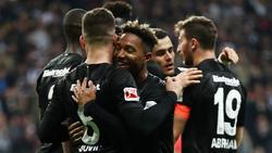 Eintracht Frankfurt gewinnt deutlich gegen Schalke 04