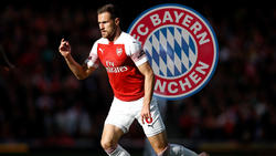 Aaron Ramsey soll vor einem Wechsel zum FC Bayern stehen
