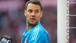 Sorge um Manuel Neuer