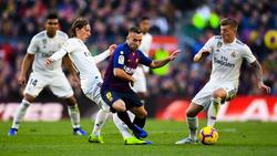 FC Barcelona trifft im Pokal-Halbfinale auf Real Madrid