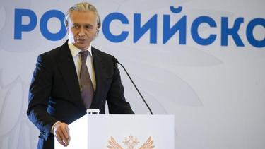 Alexander Dyukov ist neuer Verbands-Boss
