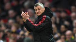 Ole Gunnar Solskjaer bleibt Teammanager bei Manchester United