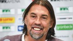 Martin Schmidt trifft mit Augsburg auf den VfB Stuttgart
