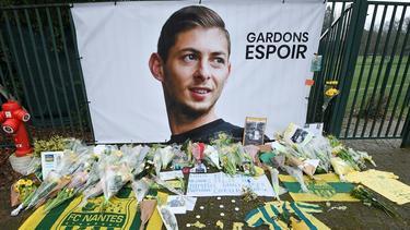 Emiliano Sala verstarb im Januar