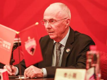 Sven-Göran Eriksson ist nicht mehr Trainer in Shenzhen