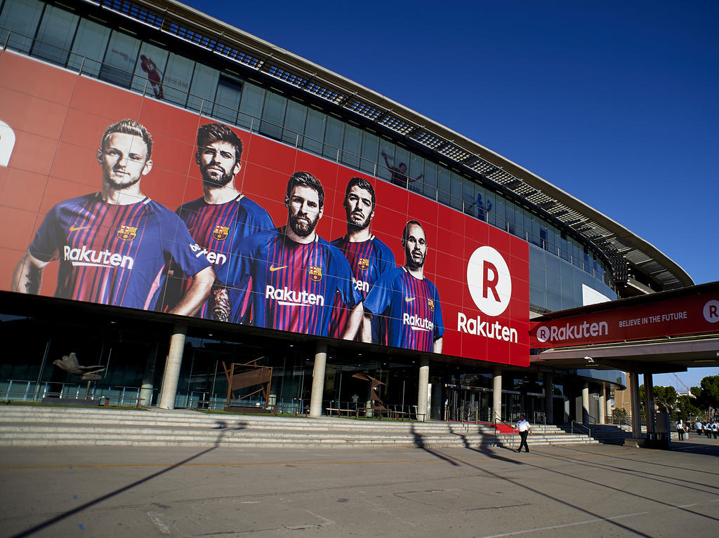 Der FC Barcelona hofft auf einen neuen Rekordumsatz