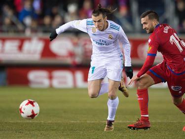 Gareth Bale und Real stehen vor dem Einzug in die nächste Runde