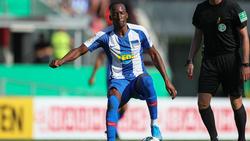 Dodi Lukebakio erzielte letzte Saison für Düsseldorf drei Tore in München