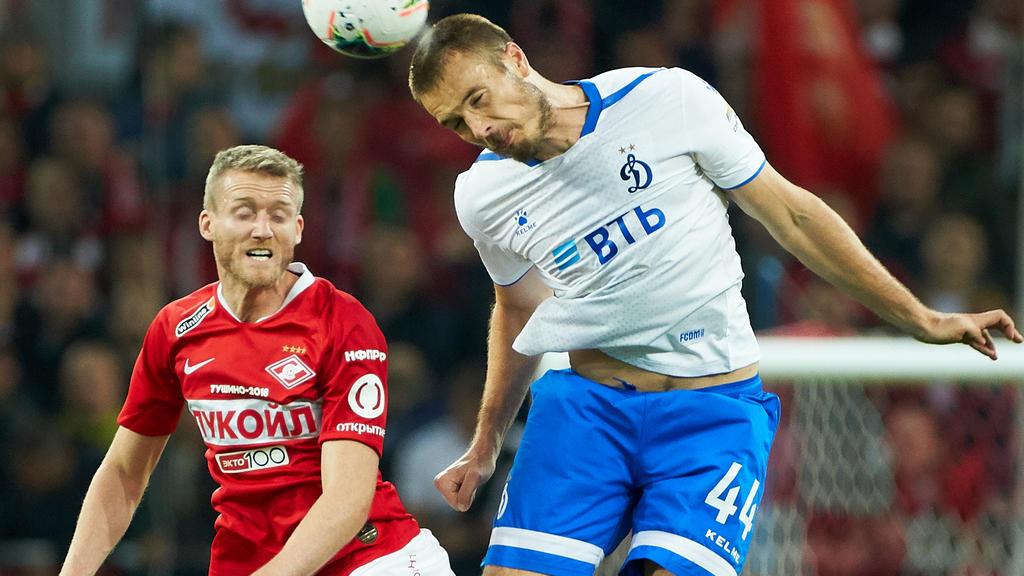 André Schürrle erzielte den Siegtreffer für Spartak Moskau