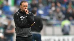 Thomas Doll will in die Champions League - und in die Bundesliga
