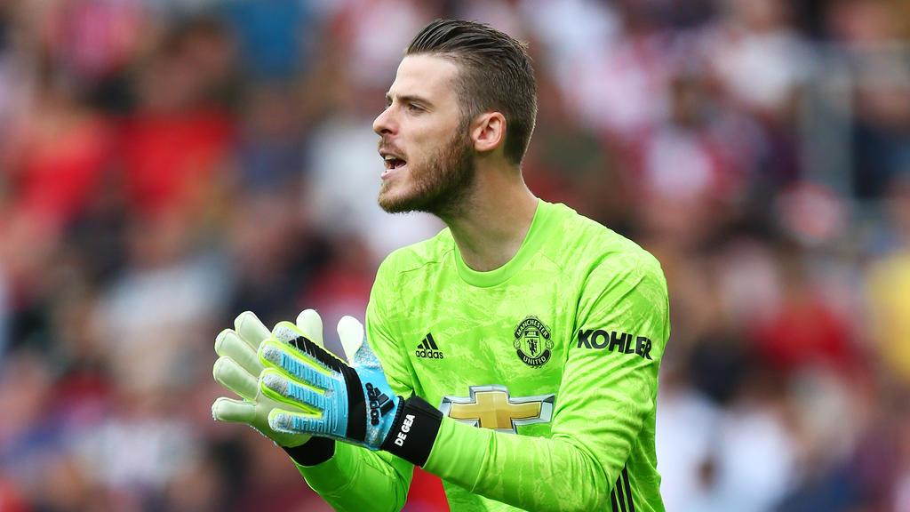De Gea bleibt Manchester United treu
