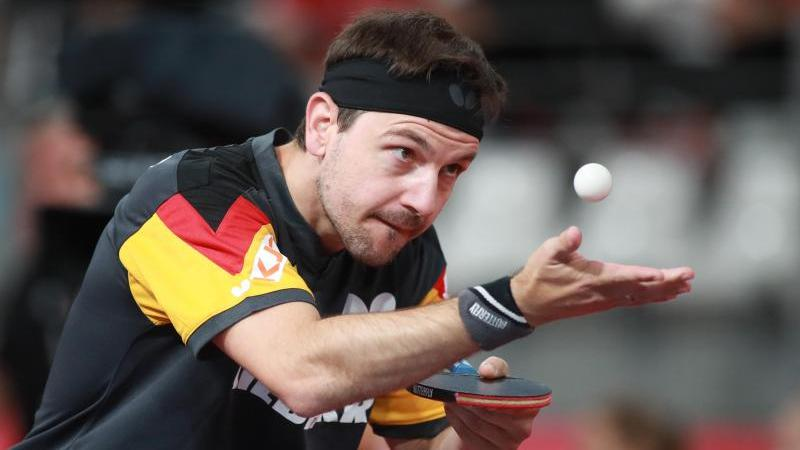 Schlägt bei den German Open in Bremen auf: Timo Boll