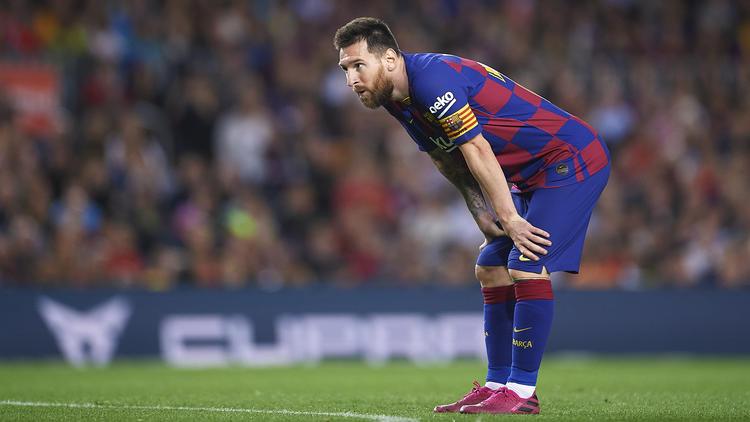 Messi sigue dando un rendimiento excelso.