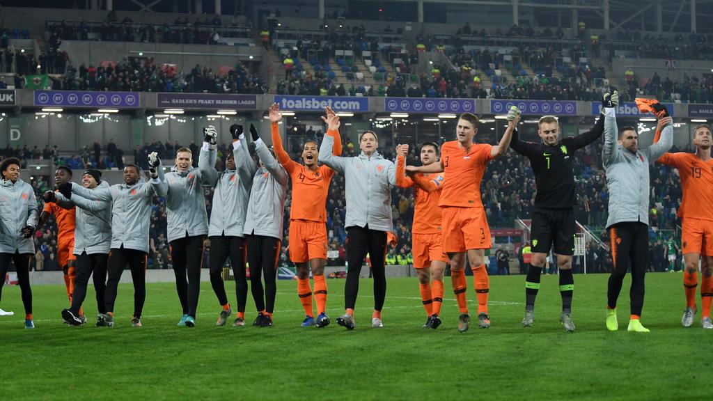 Calendrier Portugal Euro 2020.Qualif Euro Acutalites Netherlands Book Euro 2020 Berth