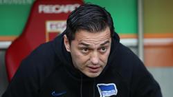 Ante Covic steht bei Hertha vor dem Aus