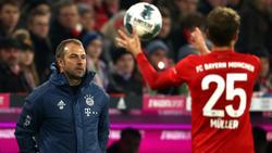 Unter Hansi Flick blüht Thomas Müller beim FC Bayern wieder auf