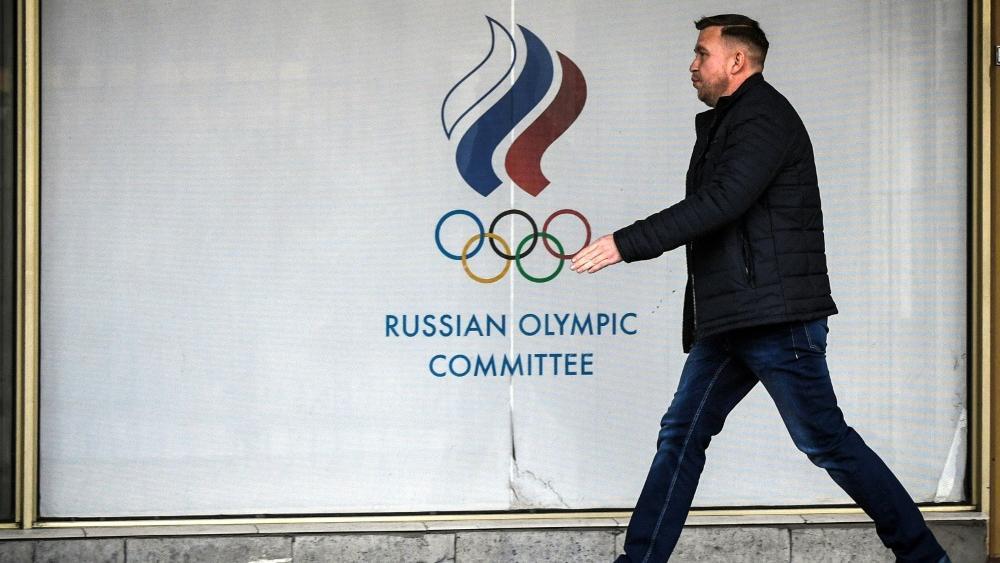Russland wird für vier Jahre gesperrt