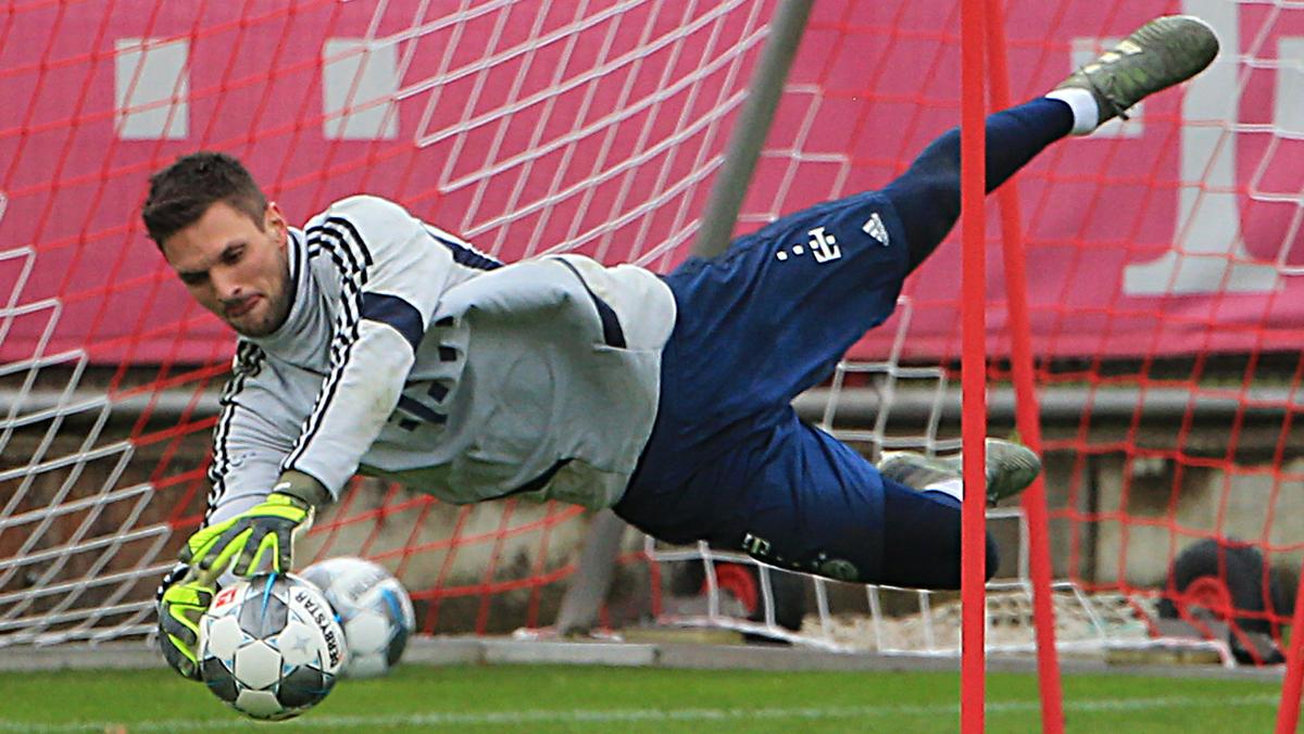 Bayern München Torwart