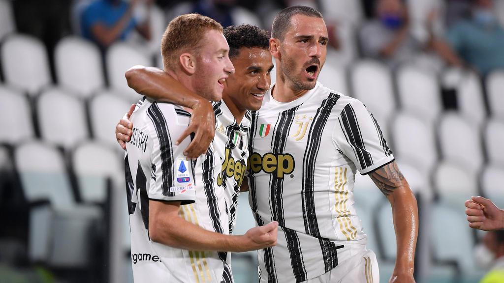 Der FC Bayern war angeblich an Danilo (Mitte) interessiert