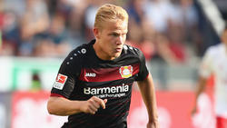 Joel Pohjanpalo wird Bayer Leverkusen wohl noch verlassen