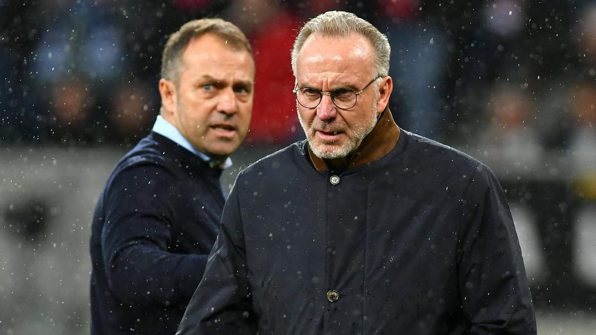 Karl-Heinz Rummenigge und der FC Bayern ergreifen Maßnahmen