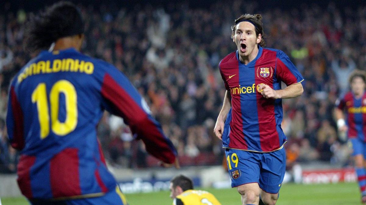 Holte Messi Ronaldinho aus dem Knast?