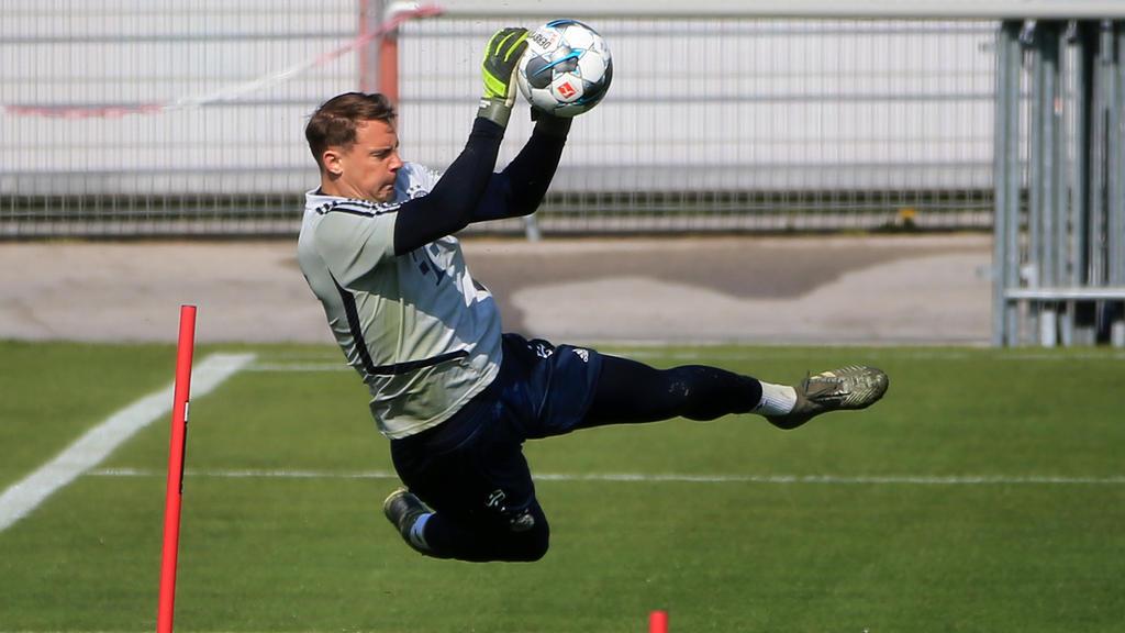 诺伊尔延长谈判停滞在拜仁慕尼黑 - 报告