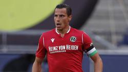 Edgar Prib spielte zuletzt für Hannover 96