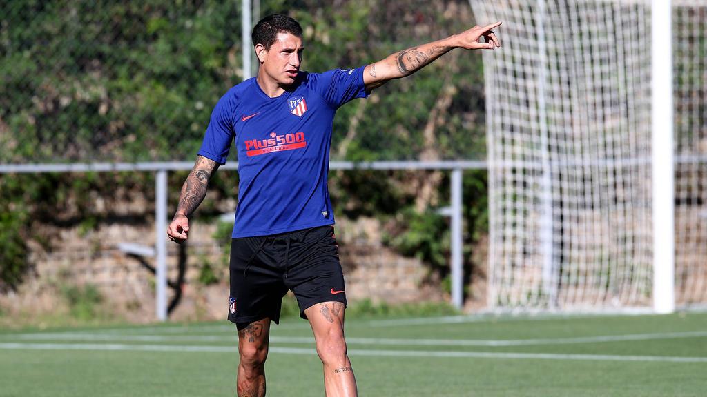 José Maria Gimenez soll das Interesse von Manchester City geweckt haben