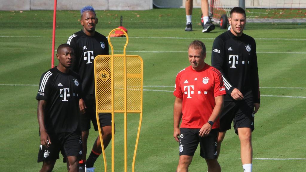 Hansi Flick tritt mit dem FC Bayern beim 1. FC Köln an