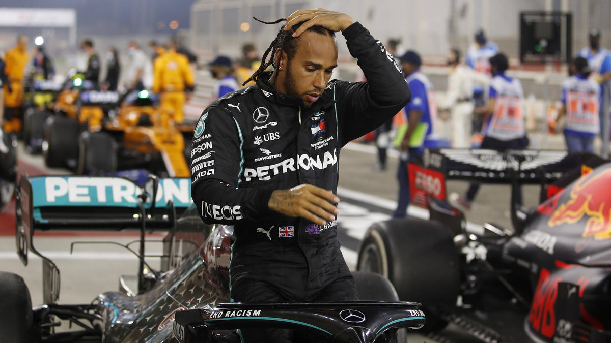 Lewis Hamilton muss den zweiten Grand Prix in Bahrain ausfallen lassen