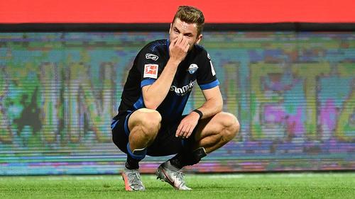 Dennis Srbeny brachte Paderborn zwischenzeitlich in Führung